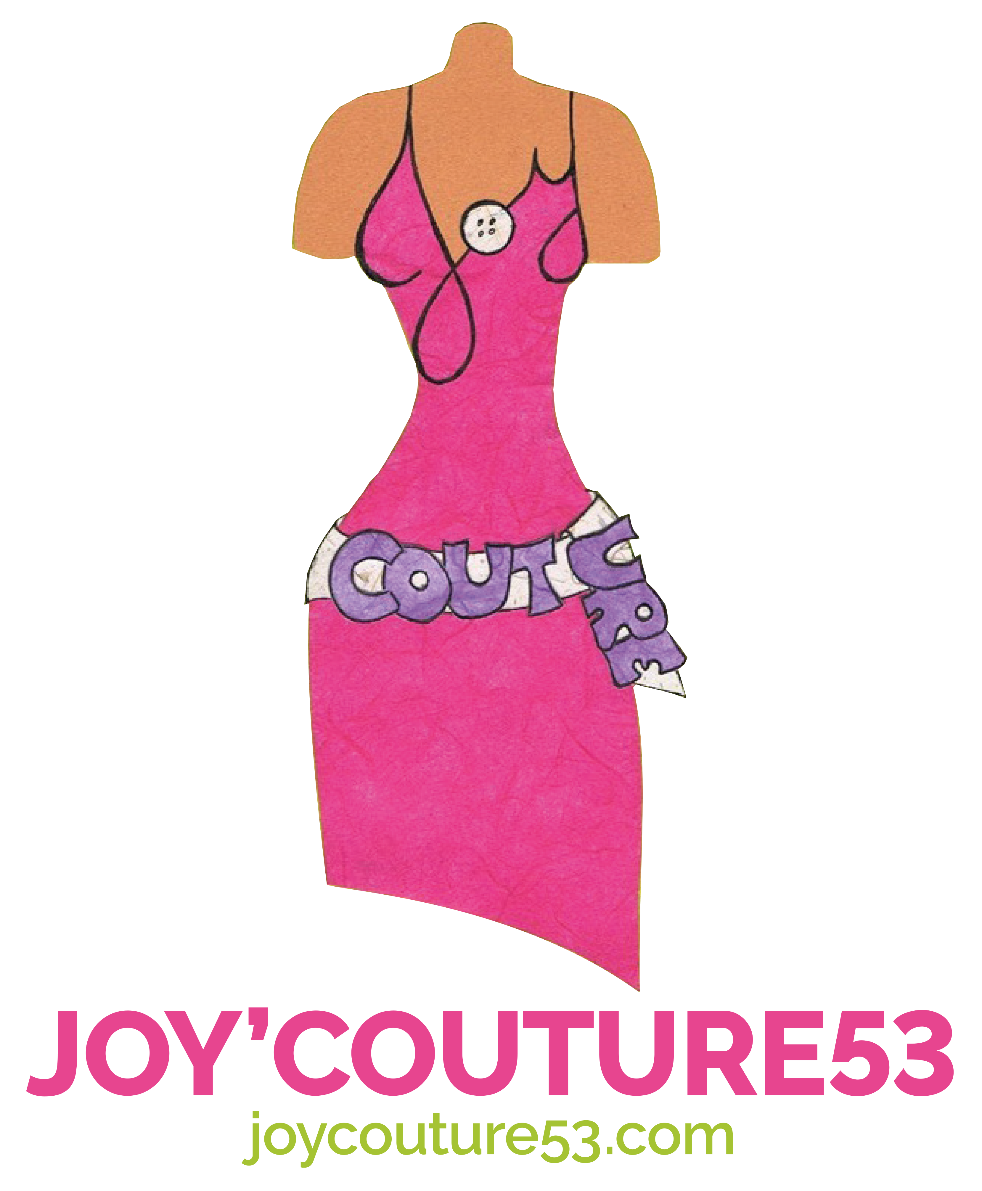 Joy'Couture53 Logo