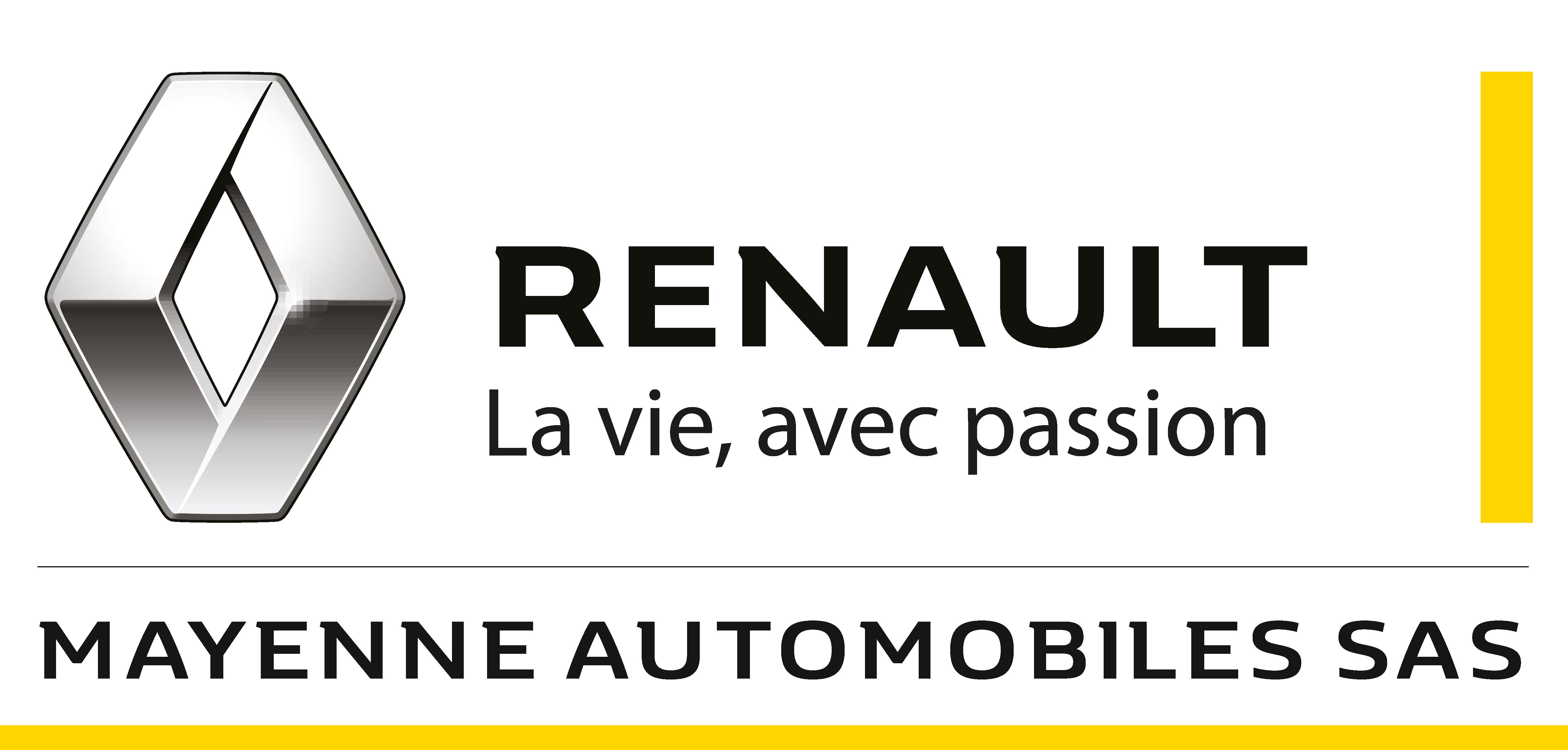 Renault Mayenne Logo
