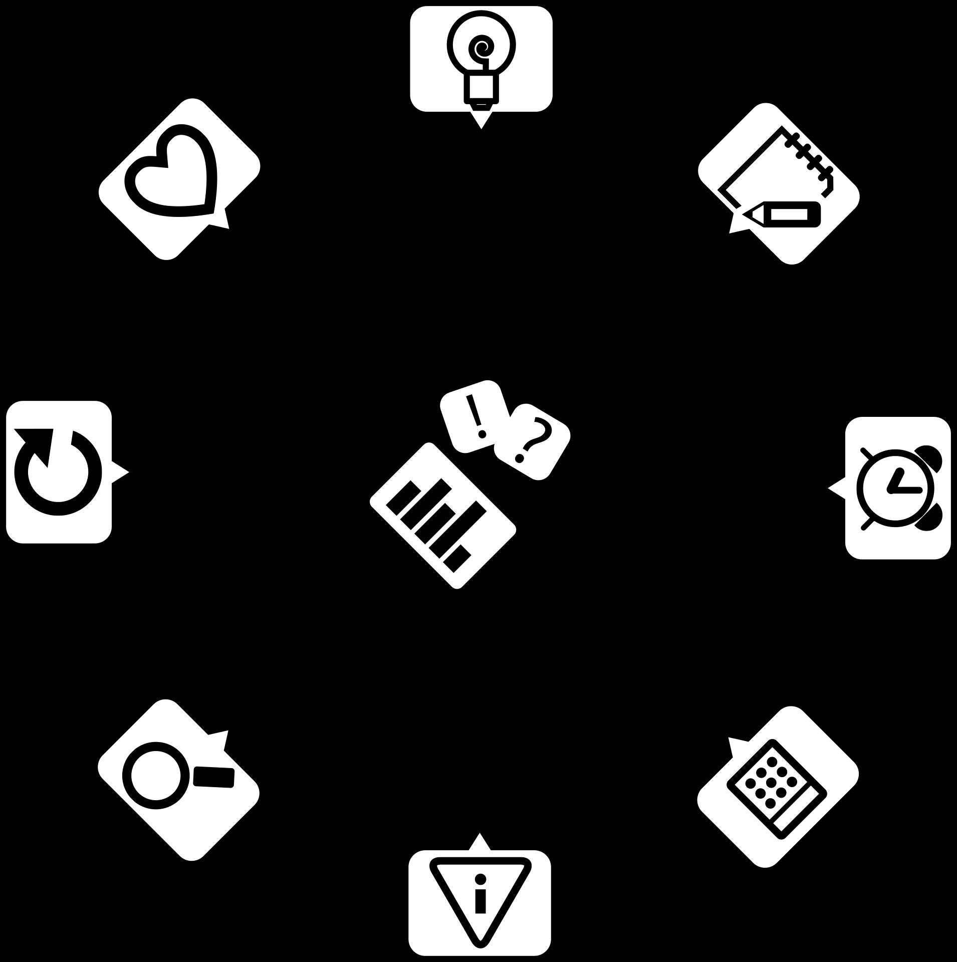 Assemblée générale avec des modules