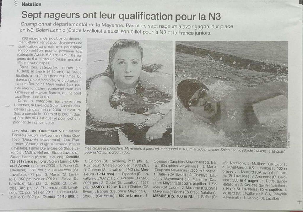 Articles du Ouest-France
