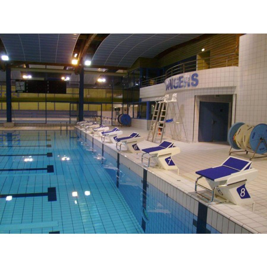 bassin de 25m d'Angers