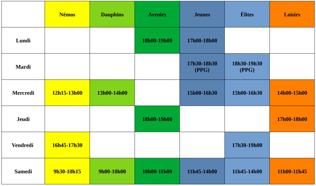 horaires couvre feu